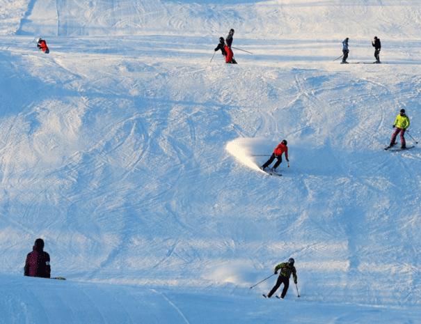 Vestvatn Alpinanlegg i Bodø